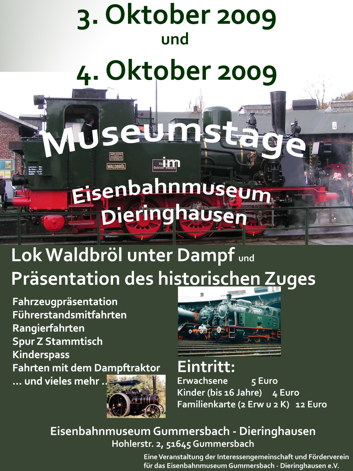 Museumstag 2009